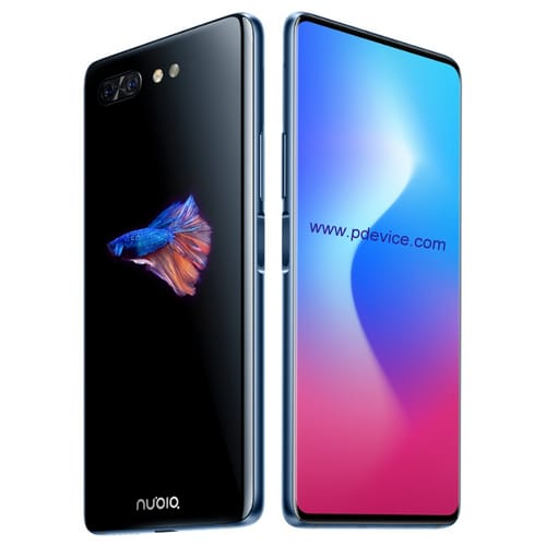 ZTE Nubia X Smartphone Full Specification